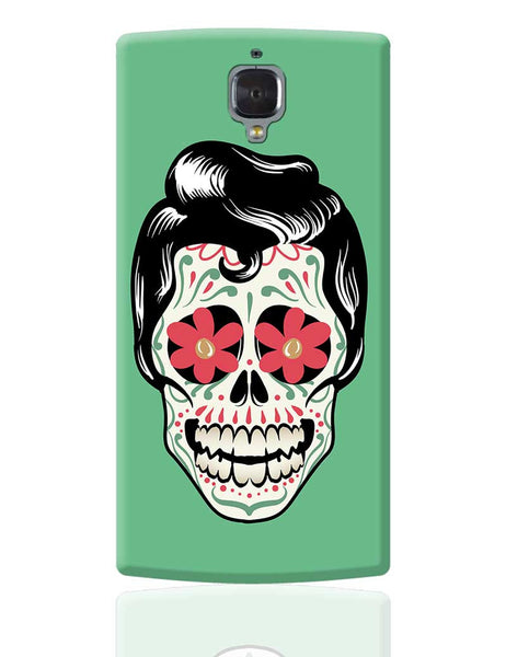 Tattoo Skull OnePlus 3 Cover Online India