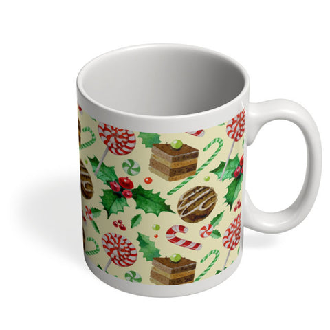Coffee Mugs Online | Christmas Pattern Mug Online India