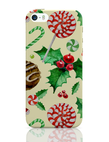 iPhone 5 / 5S Cases & Covers | Christmas Pattern iPhone 5 / 5S Case Online India