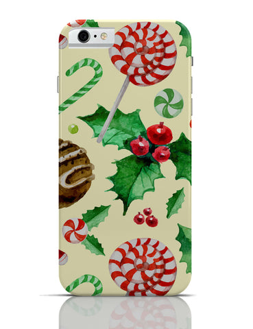 iPhone 6 Covers & Cases | Christmas Pattern iPhone 6 Case Online India