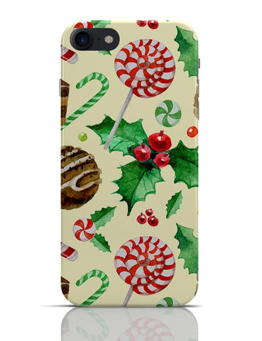 Christmas Pattern iPhone 7 Covers Cases Online India