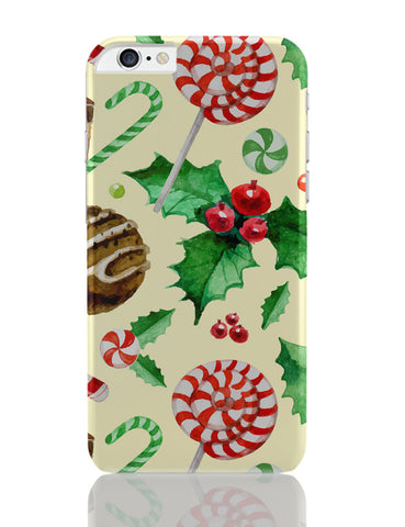 iPhone 6 Plus/iPhone 6S Plus Covers | Christmas Pattern iPhone 6 Plus / 6S Plus Covers Online India