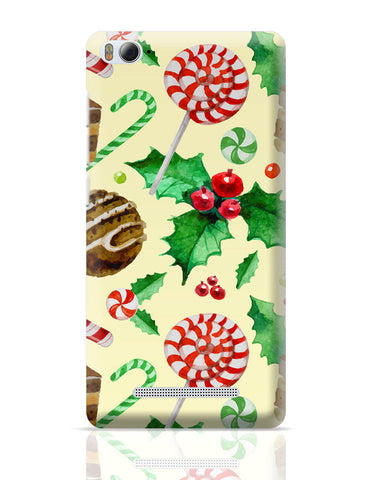 Xiaomi Mi 4i Covers | Christmas Pattern Xiaomi Mi 4i Cover Online India