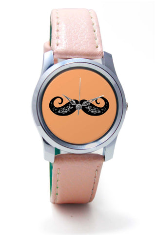 Women Wrist Watch India | Moustache Wrist Watch Online India