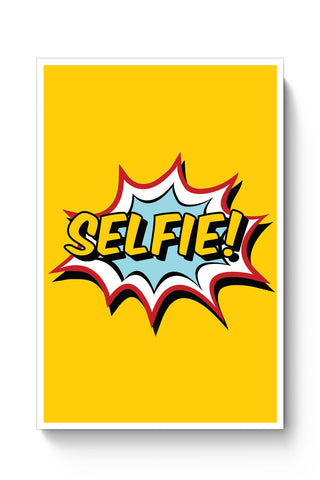Posters Online | Selfie Poster Online India | Designed by: Palna Patel