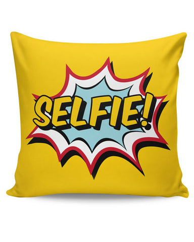 PosterGuy | Selfie Cushion Cover Online India