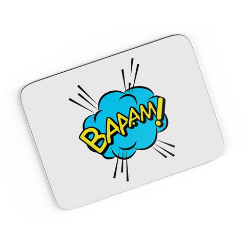 Comic Bubble A4 Mousepad Online India