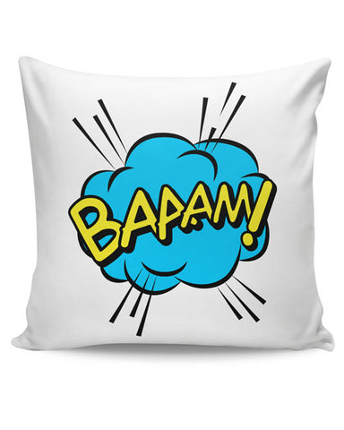 PosterGuy | Comic Bubble Cushion Cover Online India