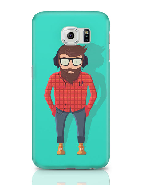 Samsung Galaxy S6 Covers | Hipster Guy Samsung Galaxy S6 Covers Online India