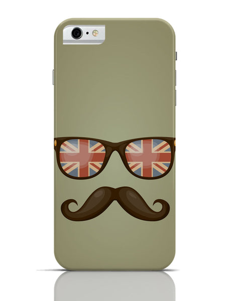iPhone 6 Covers & Cases | Hipster Moustache iPhone 6 Case Online India