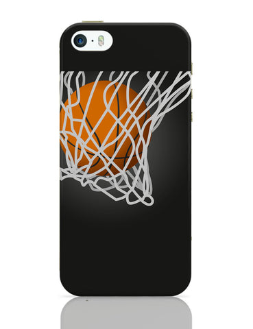 iPhone 5 / 5S Cases & Covers | Basketball iPhone 5 / 5S Case Online India