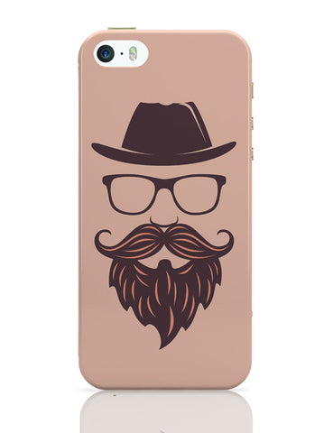 iPhone 5 / 5S Cases & Covers | Beard iPhone 5 / 5S Case Online India