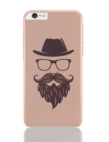 iPhone 6 Plus/iPhone 6S Plus Covers | Beard iPhone 6 Plus / 6S Plus Covers Online India