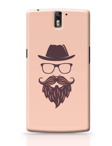 OnePlus One Covers | Beard OnePlus One Cover Online India