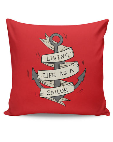 PosterGuy | Sailor Cushion Cover Online India