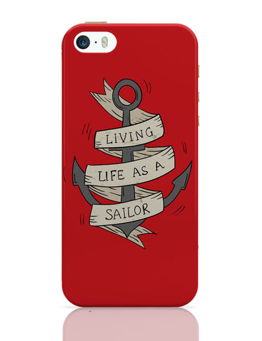iPhone 5 / 5S Cases & Covers | Sailor iPhone 5 / 5S Case Online India