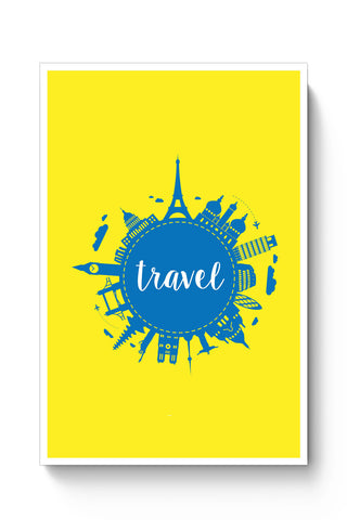 Posters Online | Travel Poster Online India | Designed by: Palna Patel