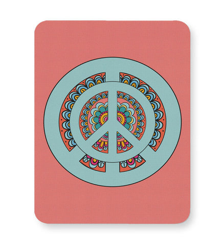 Buy Mousepads Online India | Peace Mouse Pad Online India
