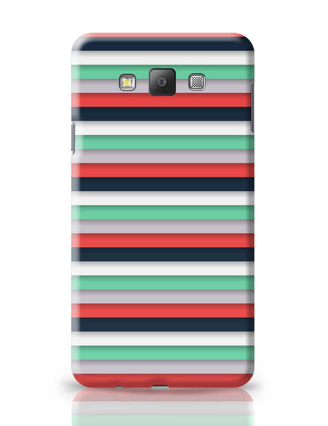 Samsung Galaxy A7 Covers | Stripes Samsung Galaxy A7 Covers Online India
