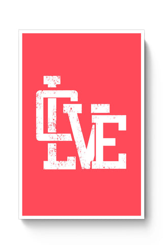 Posters Online | Love Poster Online India | Designed by: Palna Patel