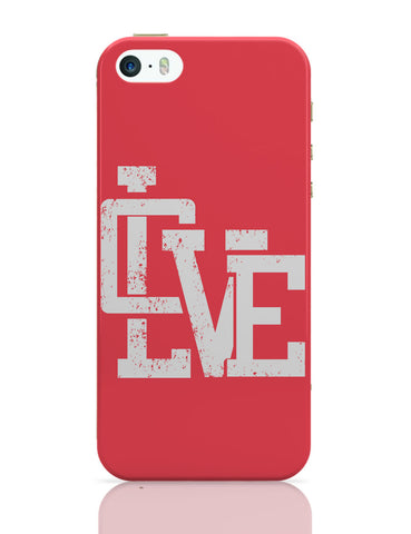 iPhone 5 / 5S Cases & Covers | Love iPhone 5 / 5S Case Online India