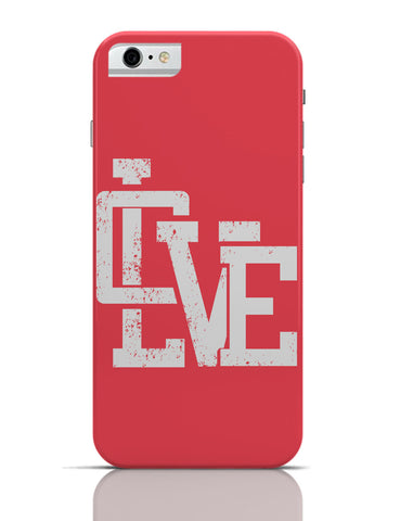 iPhone 6 Covers & Cases | Love iPhone 6 Case Online India
