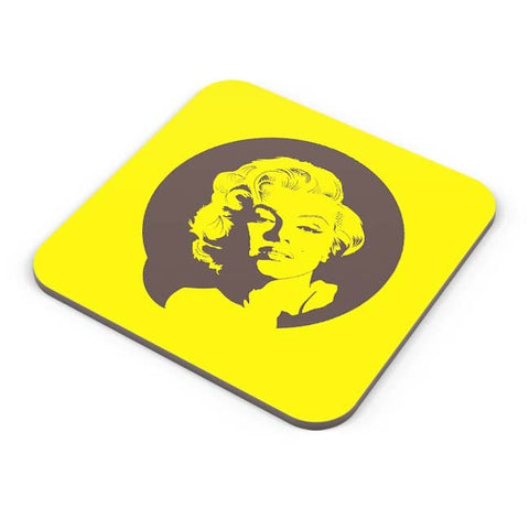 Buy Coasters Online | Marilyn Monroe Coaster Online India | PosterGuy.in