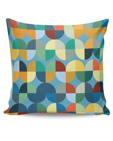 PosterGuy | Colors & Patterns Cushion Cover Online India