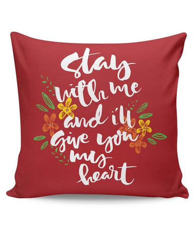 PosterGuy | Love Cushion Cover Online India