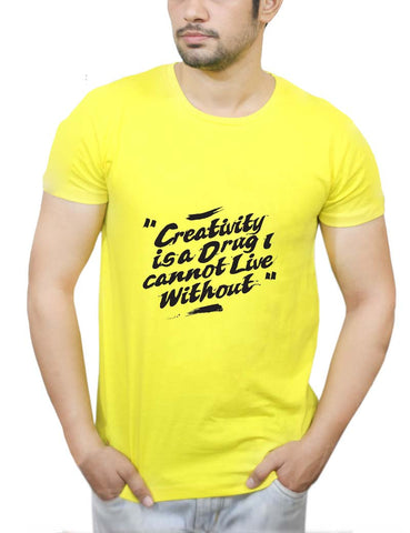 Buy Creativity T-Shirts Online India | Creativity T-Shirt | PosterGuy.in