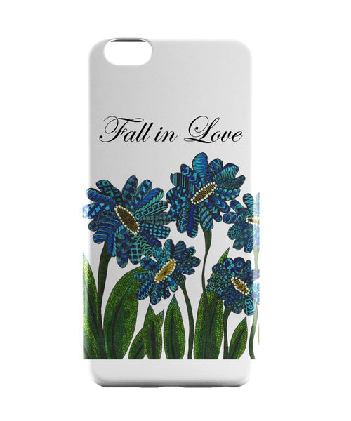 iPhone 6 Cases | Fall In Love Art Illustration iPhone 6 Case Online India