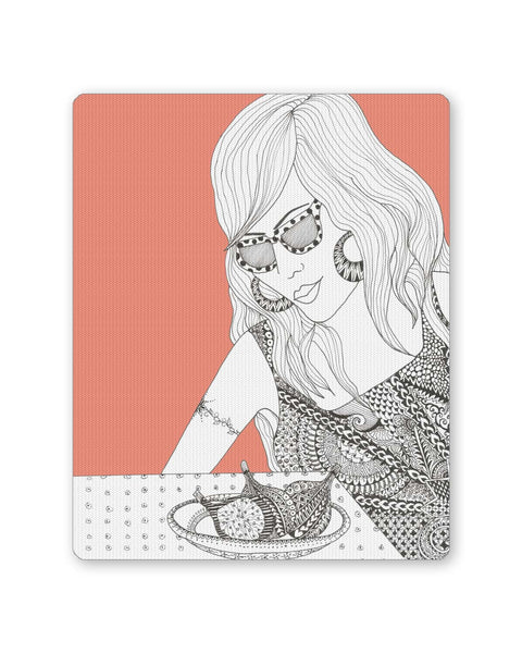 Buy Mousepads Online India | Fruits Of Love Mouse Pad Online India