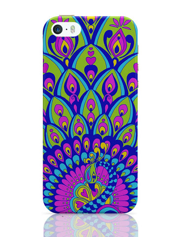 iPhone 5 / 5S Cases & Covers | Peacock iPhone 5 / 5S Case Online India