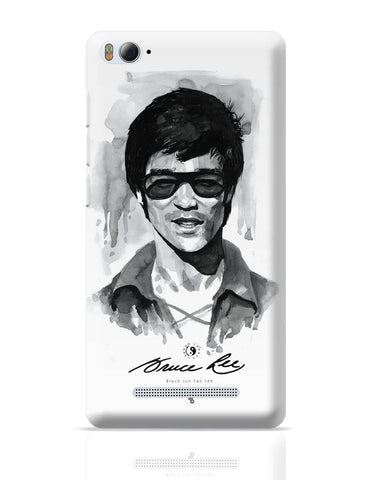 Xiaomi Mi 4i Covers | Bruce Lee Graphic Illustration Xiaomi Mi 4i Cover Online India