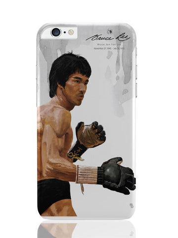 iPhone 6 Plus / 6S Plus Covers & Cases | Bruce Lee Standing iPhone 6 Plus / 6S Plus Covers and Cases Online India