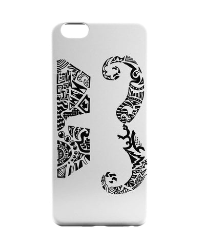 iPhone 6 Cases | Moustache Line Art iPhone 6 Case Online India