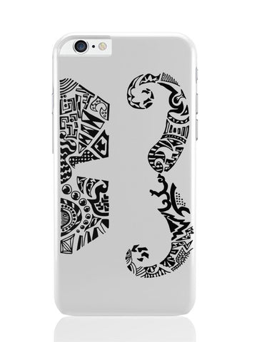 iPhone 6 Plus / 6S Plus Covers & Cases | Moustache Line Art iPhone 6 Plus / 6S Plus Covers and Cases Online India