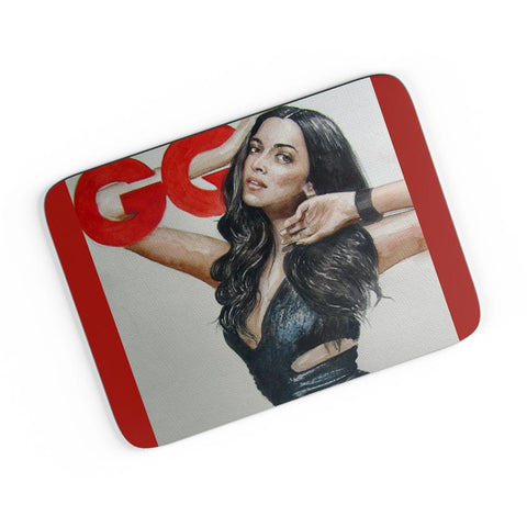 Deepika Padukone Illustration  A4 Mousepad Online India