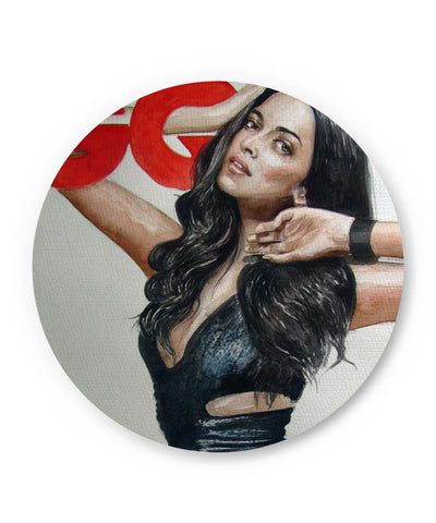 PosterGuy | Deepika Padukone Illustration Fridge Magnet Online India by Anshu_Art