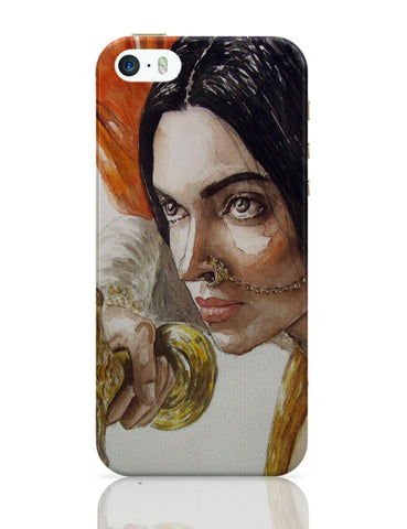 iPhone 5 / 5S Cases & Covers | Bajirao Mastani Fan Art iPhone 5 / 5S Case Online India