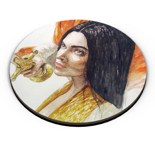 PosterGuy | Bajirao Mastani Fan Art Fridge Magnet Online India by Anshu_Art