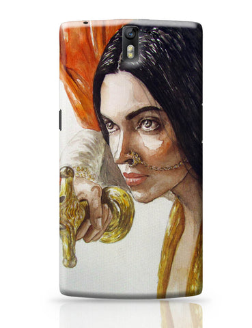OnePlus One Covers | Bajirao Mastani Fan Art OnePlus One Cover Online India
