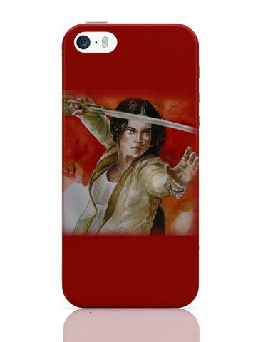 iPhone 5 / 5S Cases & Covers | Warrior Mastani iPhone 5 / 5S Case Online India