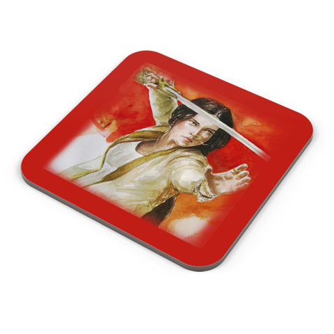 Buy Coasters Online | Warrior Mastani Coaster Online India | PosterGuy.in