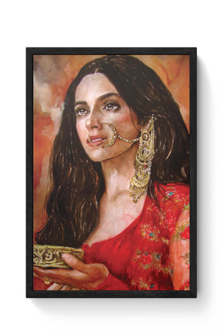 Framed Posters Online India | Mastani Laminated Framed Poster Online India