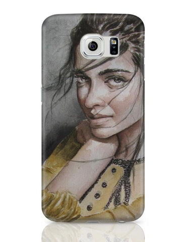 Samsung Galaxy S6 Covers | Deepika Padukone Samsung Galaxy S6 Case Covers Online India