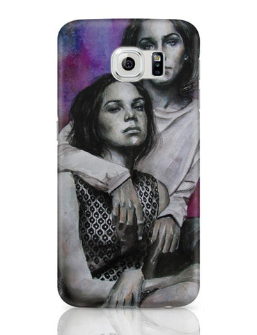 Samsung Galaxy S6 Covers | Twin Sisters (Gayle and Deveney Dweltz) Samsung Galaxy S6 Case Covers Online India