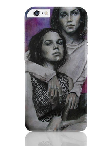 iPhone 6 Plus/iPhone 6S Plus Covers | Twin Sisters (Gayle and Deveney Dweltz) iPhone 6 Plus / 6S Plus Covers Online India