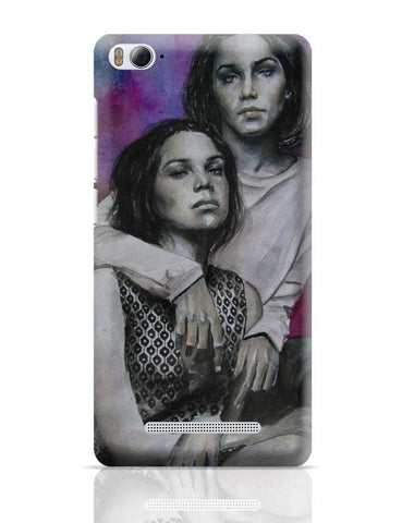 Xiaomi Mi 4i Covers | Twin Sisters (Gayle and Deveney Dweltz) Xiaomi Mi 4i Case Cover Online India