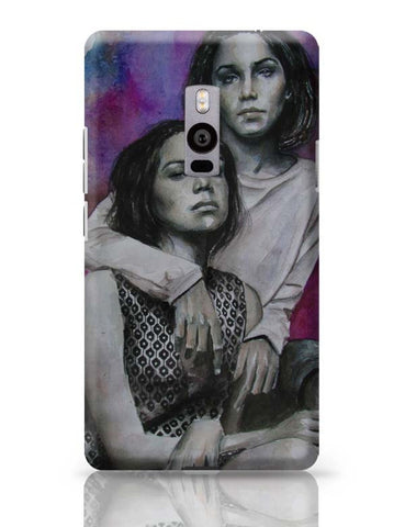 OnePlus Two Covers | Twin Sisters (Gayle and Deveney Dweltz) OnePlus Two Case Cover Online India